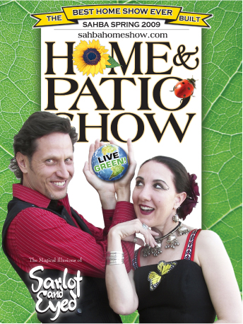 Spring 2009 Home Show Poster